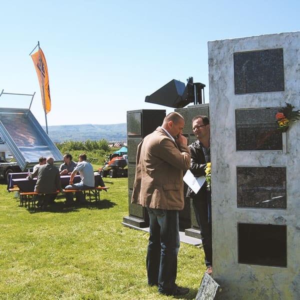 Reutlinger Friedhofstag Gelände